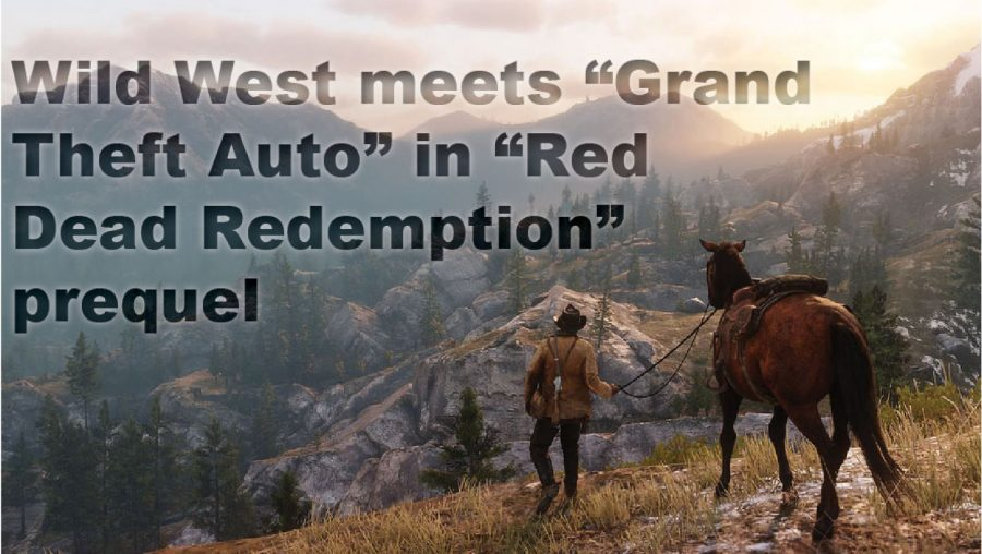 "Wild West meets ""Grand Theft Auto"" in ""Red Dead Redemption"" Prequel"