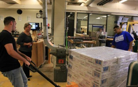 TDL academy says goodbye to First Book, partners with Food Bank for the Heartland
