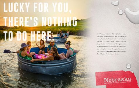 2019 Nebraska tourism slogan challenges tourists' thoughts on visiting, as it should