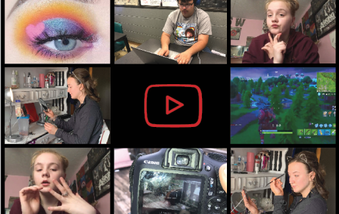 Students turn to YouTube to create, express themselves, entertain others