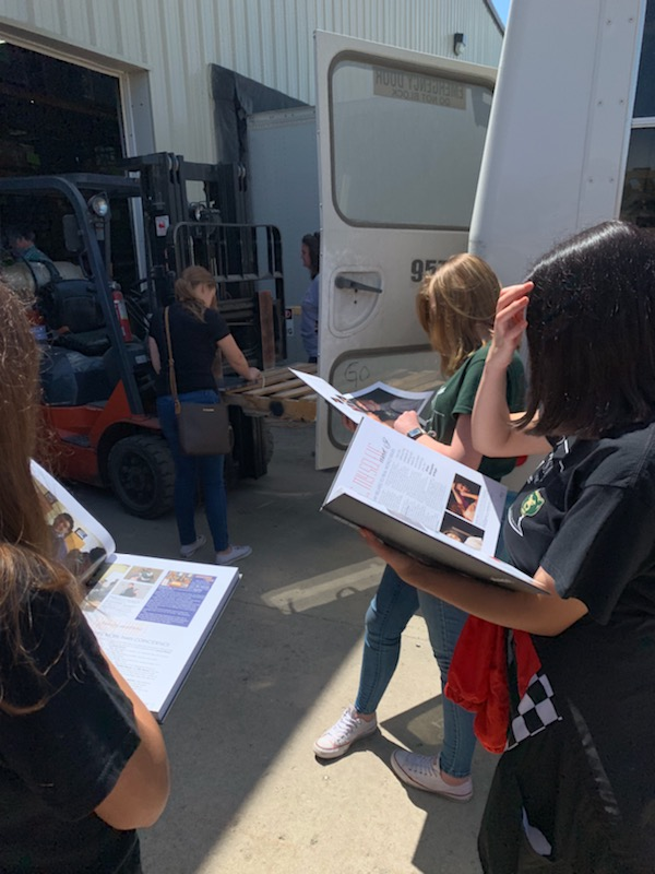 2019 yearbooks to be distributed Wednesday