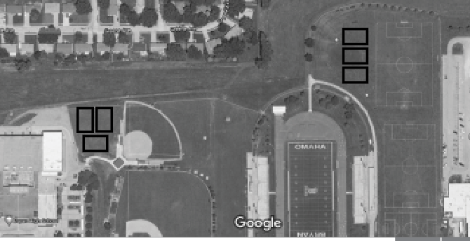 In early Oct. members of Teacher Adminstration Center (TAC) were sent out to find possible locations of where approximately three tennis courts can be placed. Here are ideas of potential locations of the courts